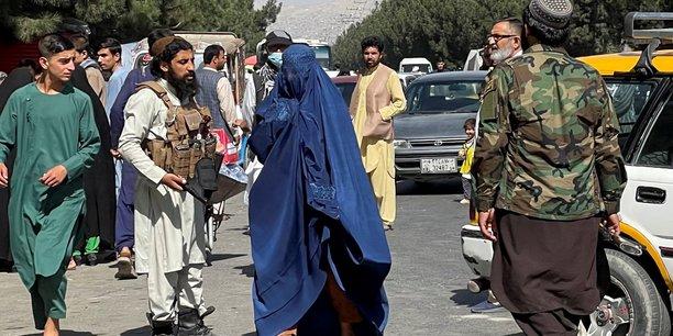 Les taliban ressuscitent le ministere de la promotion de la vertu[reuters.com]