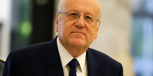 Les livraisons de petrole iranien violent la souverainete du liban, dit mikati[reuters.com]
