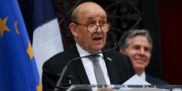 La france rappelle ses ambassadeurs aux etats-unis et en australie[reuters.com]