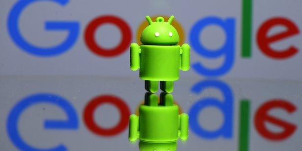 Inde: google a abuse de la position dominante d'android[reuters.com]