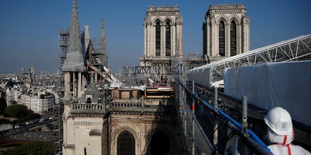 Notre-dame de paris: fin des travaux de securisation et de consolidation[reuters.com]