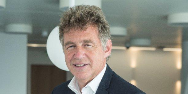 Olivier Wigniolle est directeur générale d'Icade depuis 2015.