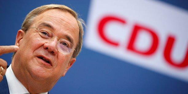 Allemagne: laschet sous pression avant un dernier debat electoral[reuters.com]