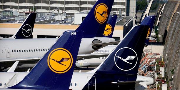 Lufthansa lance une augmentation de capital de 2,1 milliards d'euros[reuters.com]