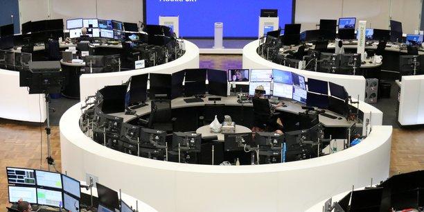 Les bourses europeennes ouvrent en baisse[reuters.com]