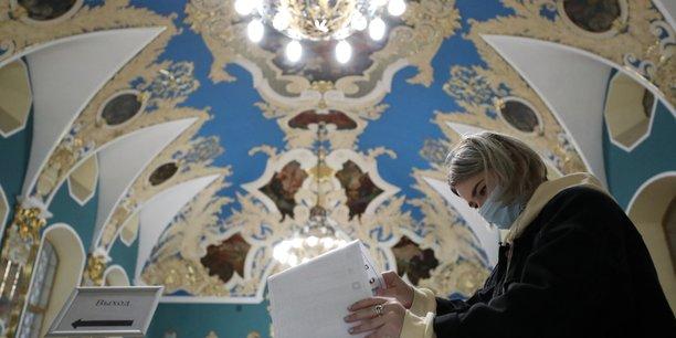 Russie: le parti au pouvoir recule mais conserve la majorite[reuters.com]