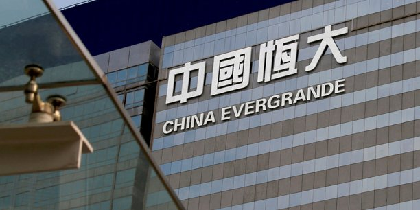 Chine: evergrande, menace de defaut, poursuit sa chute en bourse[reuters.com]
