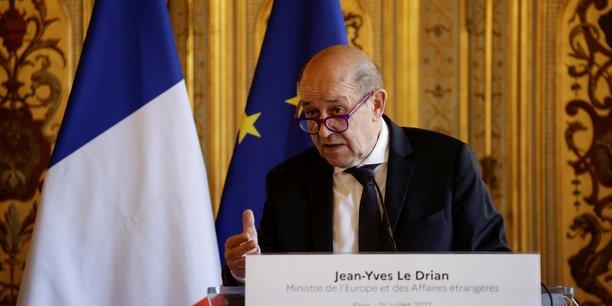 La france accueillera une conference internationale sur la libye le 12 novembre[reuters.com]
