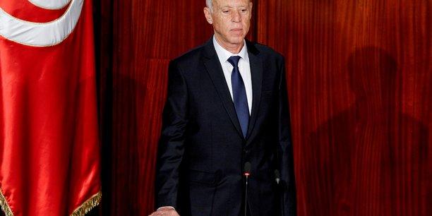 Tunisie: saied annonce des regles transitoires et une nouvelle loi electorale[reuters.com]