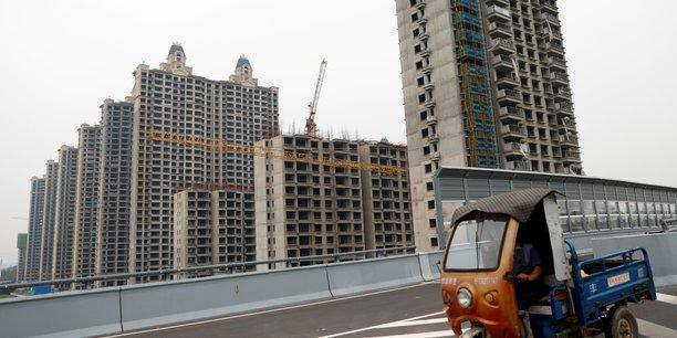 Chine: evergrande confiant sur sa capacite a surmonter sa periode la plus sombre[reuters.com]
