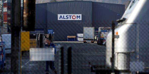 Alstom et plastic omnium s'allient dans les trains a hydrogene[reuters.com]