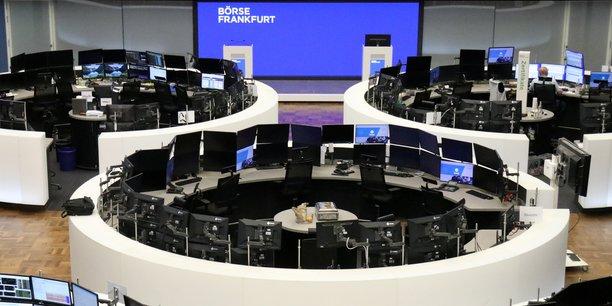 Les bourses europeennes ouvrent en hausse[reuters.com]
