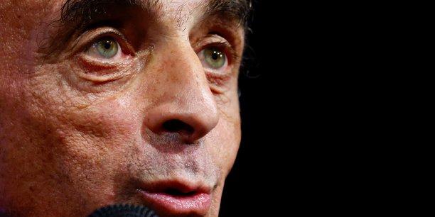 Zemmour candidat au debat sur fond de rumeur presidentielle[reuters.com]