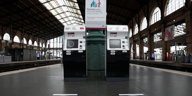La sncf abandonne l'actuel projet de renovation de la gare du nord[reuters.com]