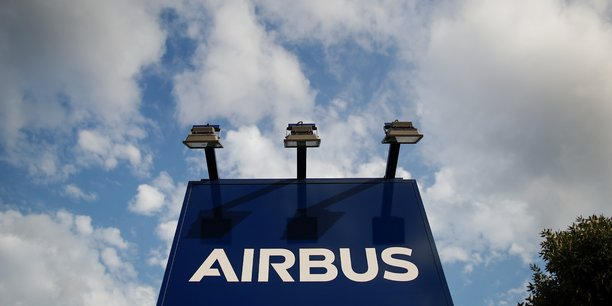 Airbus en discussions pour la vente d'avions-cargos a350, dit son directeur commercial[reuters.com]