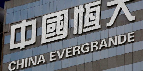 Chine: evergrande annonce un accord, les marches soulages[reuters.com]