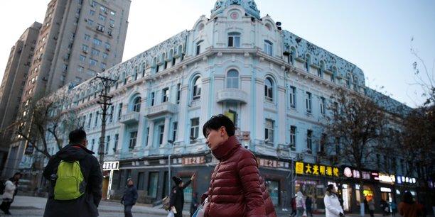 Coronavirus: la ville chinoise d'harbin partiellement confinee[reuters.com]