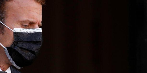 Macron s'est entretenu avec johnson, attend ses propositions[reuters.com]