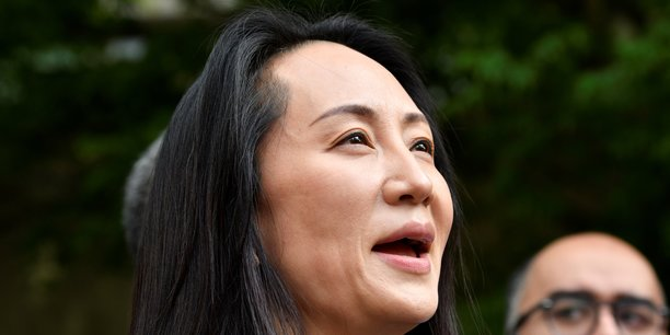 La directrice financiere de huawei quitte le canada apres un accord[reuters.com]