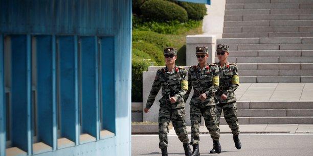 La coree du nord prete a envisager un sommet inter-coreen[reuters.com]