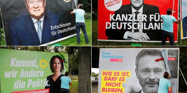 Les allemands aux urnes pour tourner la page merkel[reuters.com]