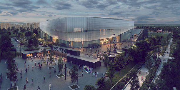 L'Arena projetée par l'Olympique lyonnais vise à accueillir jusqu'à 80 à 120 manifestations par an, sur une surface au sol de 14.500 m2, pour laquelle il aura toutefois fallu montrer patte verte auprès des élus du Grand Lyon.