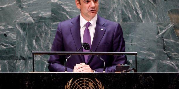 Athenes va amplifier sa cooperation militaire avec paris, dit mitsotakis[reuters.com]