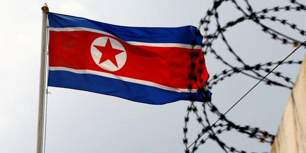 La coree du nord tire un missile, critique l'attitude us hostile[reuters.com]