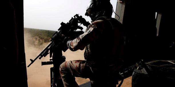 Le pentagone assure parly du soutien us a la france au sahel[reuters.com]