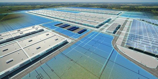 Ford et sk vont investir 11,4 milliards de dollars dans des usines d'assemblage et de batteries[reuters.com]