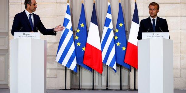 La grece va acheter trois nouvelles fregates a la france[reuters.com]