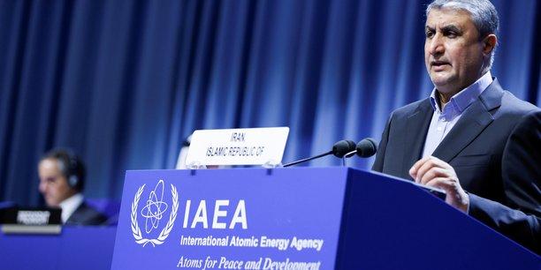 Iran: le vice-president eslami a moscou pour discuter de la cooperation nucleaire, rapporte ria[reuters.com]