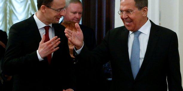 Le gaz russe source de discorde entre l'ukraine et la hongrie[reuters.com]