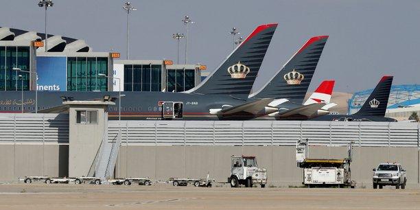 La compagnie aerienne jordanienne reprendra ses vols vers damas le 3/10[reuters.com]