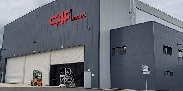 En plus de son site historique à Bagnères-de-Bigorre, le groupe espagnol CAF va ouvrir une antenne d'ingénierie à Toulouse.