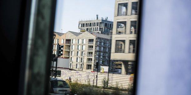 La Banque de France confirme l'effet d'entrainement du bâtiment sur l'ensemble de l'activité industrielle.