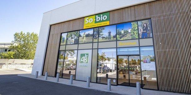 L'enseigne So.bio compte aujourd'hui 51 points de vente.