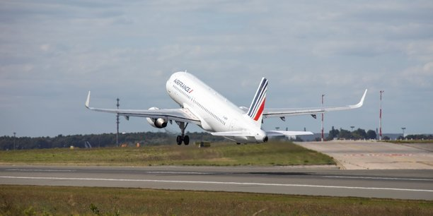 Le 21 septembre dernier, un Airbus A320 d'Air France a réalisé un premier vol entre Paris et Toulouse visant le maximum d'économies d'énergie.