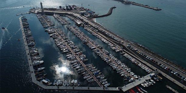Sur le port de Sète, le môle ne peut pas être raccordé au réseau d'assainissement et bénéficiera du projet Acqua Smart Reuse pour le traitement des eaux grises et noires.