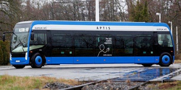 Alstom a choisi Forsee Power pour son bus électrique.