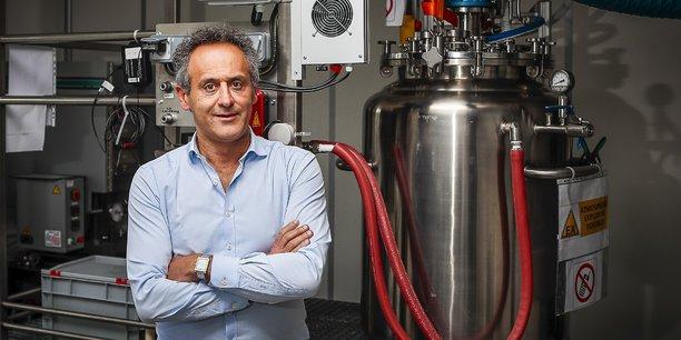 Marc Dolatkhani, le fondateur et dirigeant de PolymerExpert.