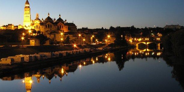Chef-lieu de la Dordogne, le Grand Périgueux et ses 100.000 habitants ont lancé au printemps dernier de nouveaux efforts pour attirer salariés et télétravailleurs et leurs familles.