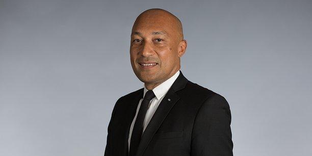 Arnaud Ngatcha, adjoint à la Maire de Paris, en charge des Relations internationales et de la Francophonie.