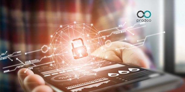 Pradeo, experte de la cybersécurité, démarre un partenariat commercial avec Samsung dont elle devient le fournisseur de sécurité mobile intégrée à sa plateforme et revendue par les équipes commerciales du géant coréen.