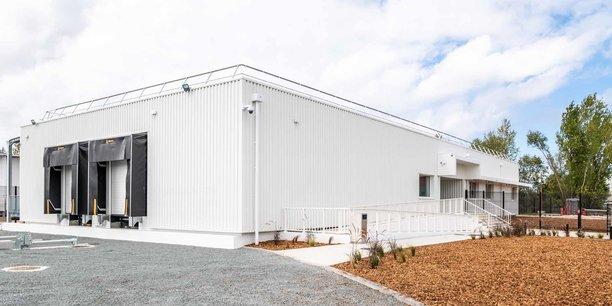 Installé à Bruges, le centre de données BX1 d'Equinix hébergera à termes huit salles blanches.