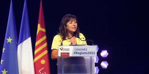 Présidente (PS) du conseil régional d'Occitanie depuis décembre 2015, Carole Delga a été élue, en juillet dernier, présidente de l'association d'élus Régions de France.
