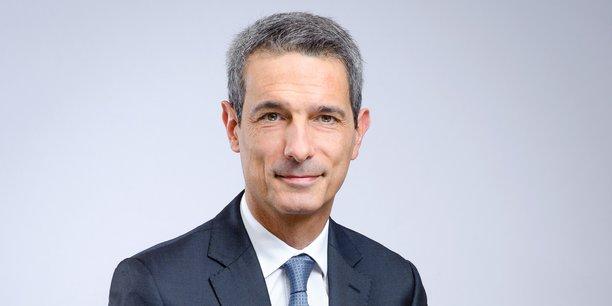 Benoît Bazin est directeur général de Saint-Gobain depuis le 1er juillet 2021.