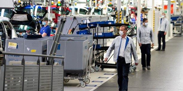 Zone euro : baisse de la production industrielle en aout[reuters.com]