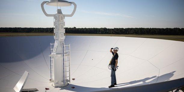 Safran Data Systems basé à La Teste de Buch (Gironde) fabrique des antennes sophistiquées destinées à la surveillance de l'espace (lanceurs et satellites).