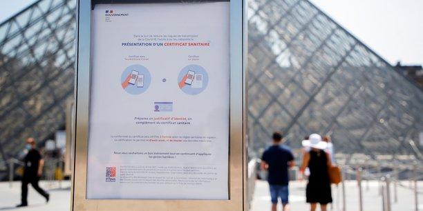 France : la prolongation du pass sanitaire et de la phase de sortie de l'etat d'urgence sur les rails[reuters.com]